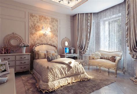 Classic Bedroom Decorating Ideas | 25 traditional bedroom design for your home