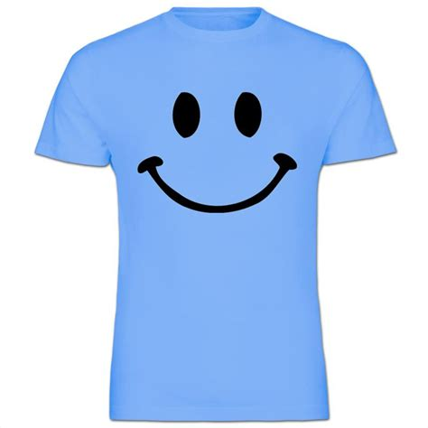 Tshirt Bsd Smile retro happy smiley boy t shirt ebay