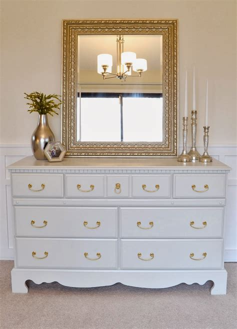 how to paint a dresser livelovediy how to paint furniture why it s easier than