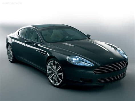 Car News 2010 Aston Martin Rapide