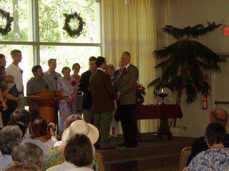 Unitarian marriage vows