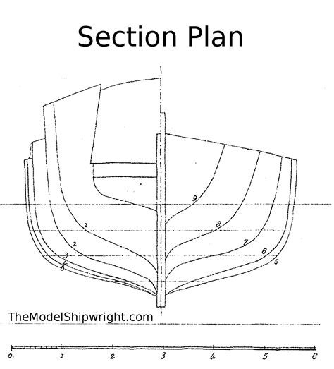 building a bread and butter solid hull ship model page 3