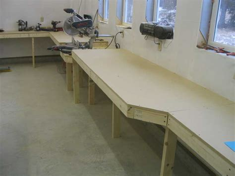 chop saw bench lackey sailing llc new shop construction