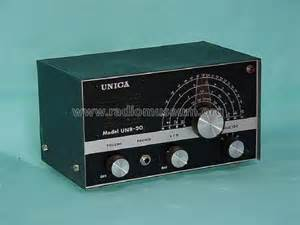 Yunika Set unica unr 30 receiver c unica yunika where build 1968