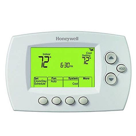 Honeywell FocusPro TH6220D1002 Programmable Gas Furnace Thermostat