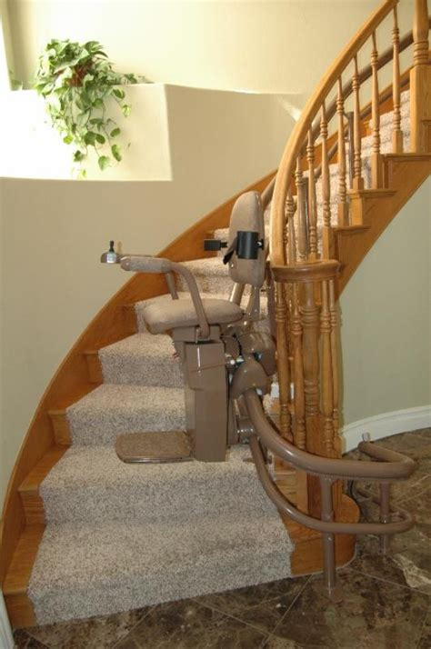 curved stair lifts personalized curved stair lift for your home or business