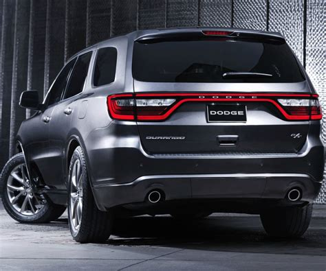 dodge durango redesign review release date  price