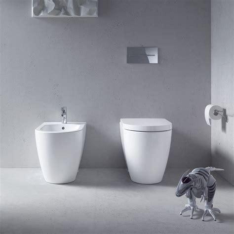 bidet und wc in einem me by starck individuelle badm 246 bel duravit