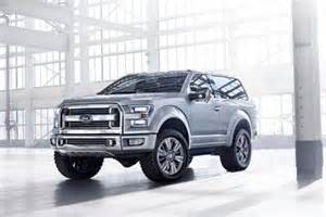 2016 Ford Bronco New 2016 Ford Bronco Svt Price Interior Release Date
