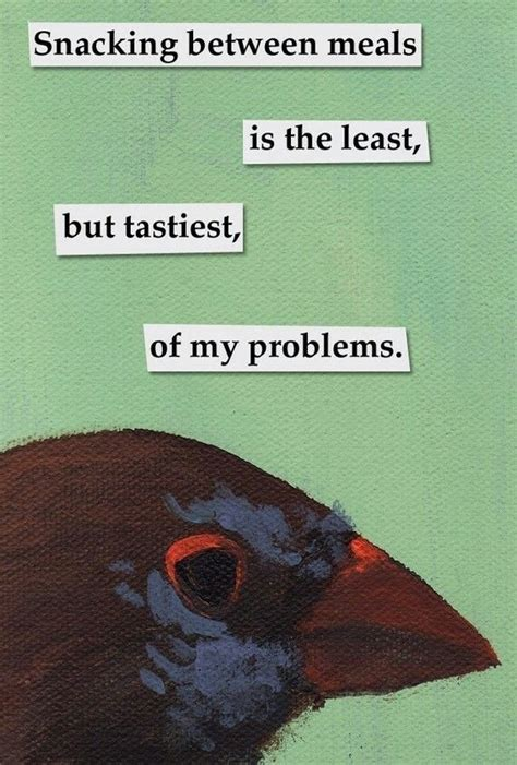 Big Is You Or At Least The It Is by Troubled Birds Troubled Birds Bird