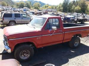 1985 ford f 150 short bed 4x4 for sale photos technical
