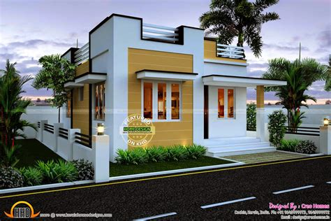 home design on budget house for 5 lakhs in kerala kerala home design and floor