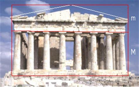 goldener schnitt architektur dreieckszahlen nach pythagoras