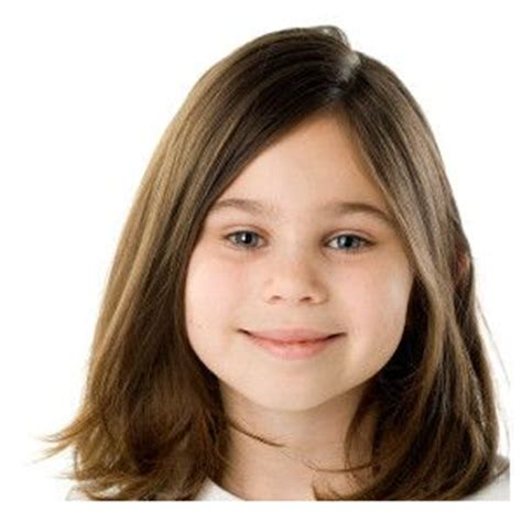 kids shoulder kength hair styles 9 best shoulder length hairstyles for girls images on