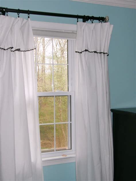 diy beaded curtains beaded diy curtains from flat bed sheets knock it off kim