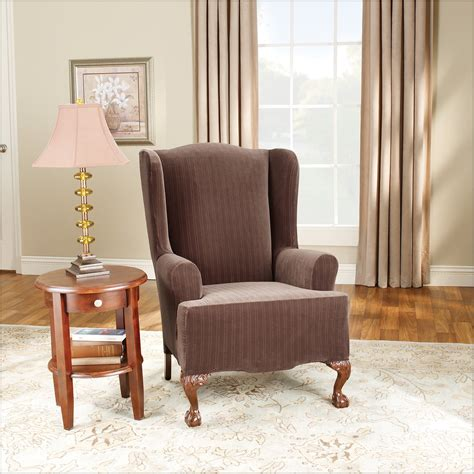 wing chair slipcover 2 piece 2 piece wing chair slipcover download page best home