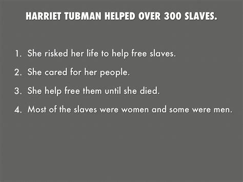 harriet tubman biography ppt harriet tubman by raven hepler