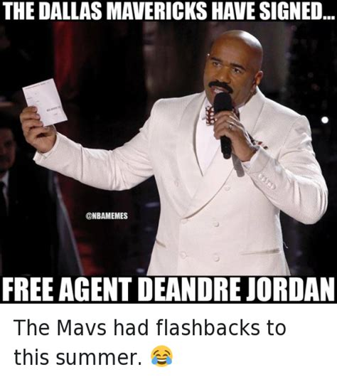 Deandre Jordan Meme - 27 funny dallas mavericks memes of 2016 on sizzle