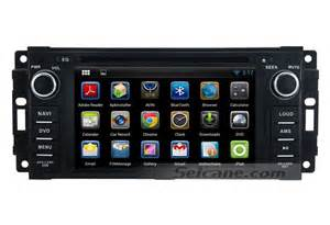 2007 Jeep Wrangler Navigation System How To Operate An Android 4 2 2007 2010 Jeep Wrangler