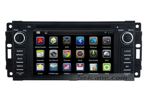 Jeep Navigation System How To Operate An Android 4 2 2007 2010 Jeep Wrangler