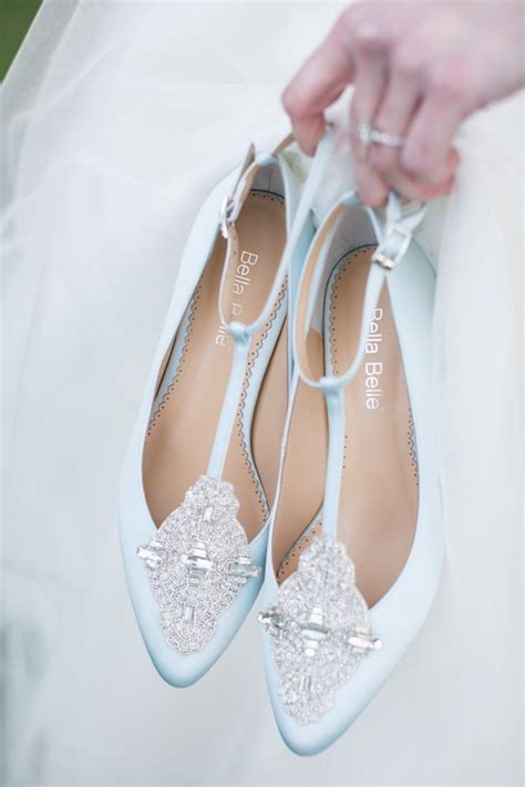 light blue bridal shoes best 25 light blue weddings ideas on blue