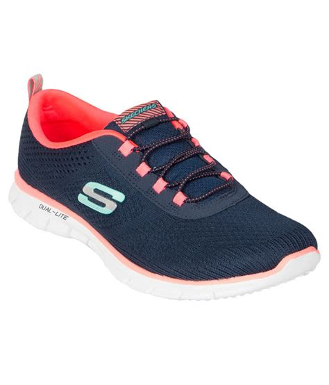 skechers glider navy sports shoes available at snapdeal
