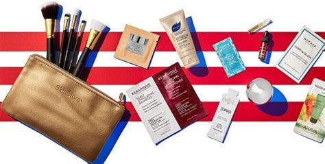 the independence day free 125 gift bag 25 off everything at skinstore gwp - Skinstore Gift Card