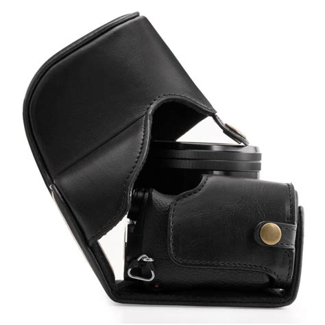 Leather A6000 megagear sony alpha a6300 a6000 16 50 mm
