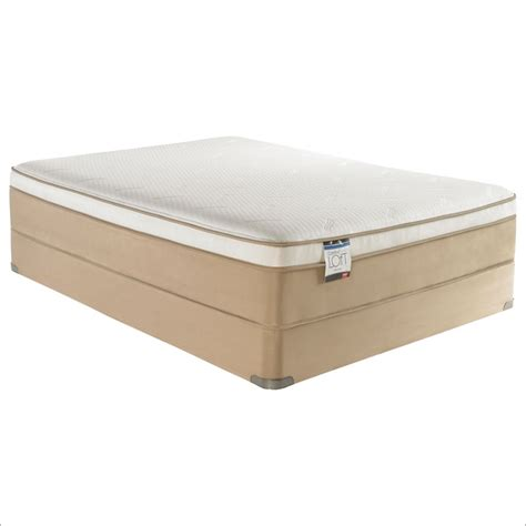 Comforpedic Mattress Review by Comforpedic Loft Illumination Plush Pillow Top Memory Foam