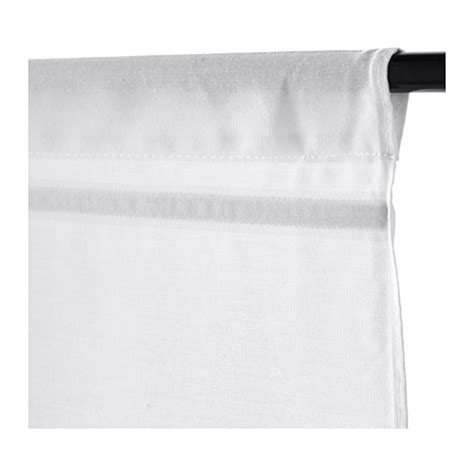 Ikea Ringblomma Tirai Putih 60x160 Cm T1310 4 ikea ringblomma tirai 60x160 cm putih elevenia