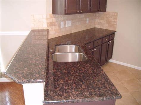 backsplash for brown granite brown granite countertops with subway tile backsplash
