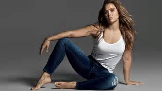 R Honda Rousey Ronda Rousey S Food And Fitness Diary Stylecaster