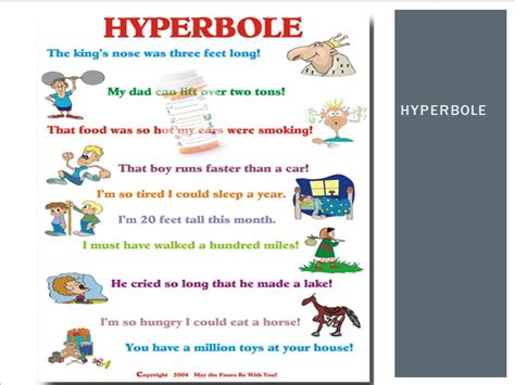 exle of hyperbole search results for exles of hyperbole and