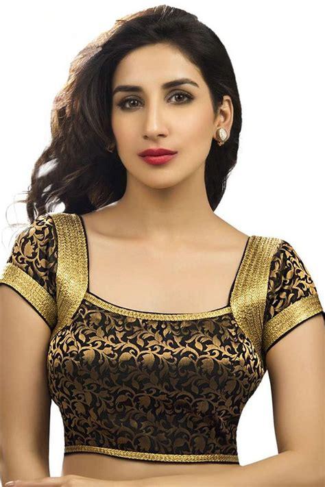 Blouse Semi Kaftan Branded 104 best images about designer blouses on gold lace indian fashion designers