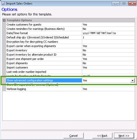 magento import template import magento configurable items acctivate help