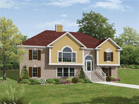 split entry home plans split entry house plans house plans