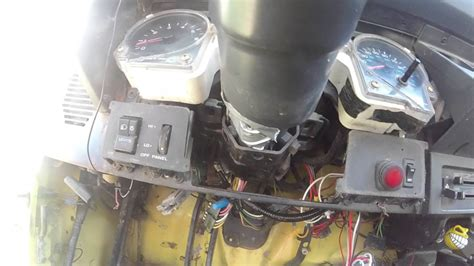 yj headlight switch wiring diagram wiring diagram with