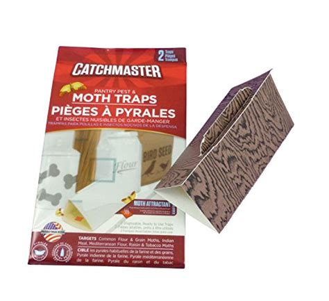 catchmaster 812sd pantry moth traps 3 pack furniture