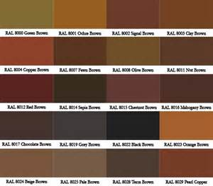 Shades Of Brown by Shades Of Brown Paint Color Chart Www Imgarcade Com