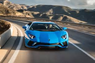 Lamborghini Aventador Look What The Press Are Saying About The New Aventador S
