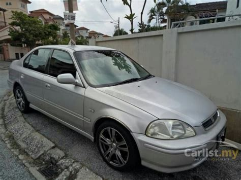 1996 Honda Civic Sedan by Honda Civic 1996 Vti 1 6 In Perak Automatic Sedan Silver