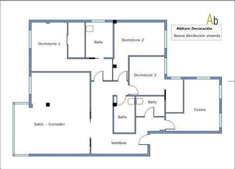 vestibulo independencia aseos planos online abitare decoracion 174