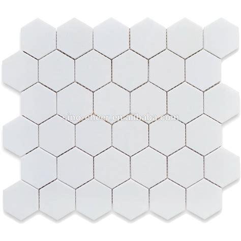 thassos white hexagon mosaic tiles buy mosaic hexagon