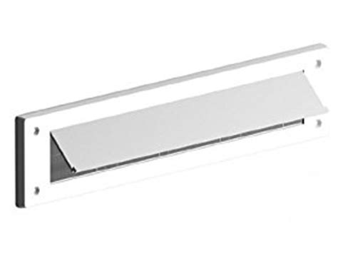 internal letter box draught excluder cover with brushes