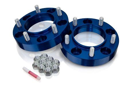Toyota Wheel Spacers Spidertrax Wheel Spacers For 2007 2015 Toyota Tundra