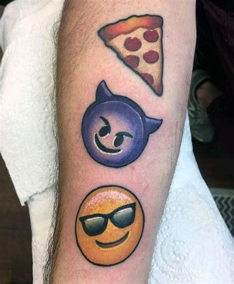tatuajes de emojis tatuajes tattoos