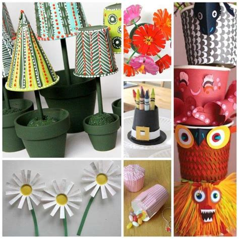 Craft Using Paper Cups - best 25 paper cup crafts ideas on craft