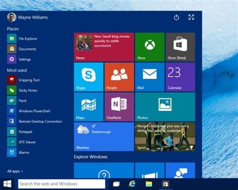 start menu layout windows 8 windows 10 start menu how to customize windows 10 start