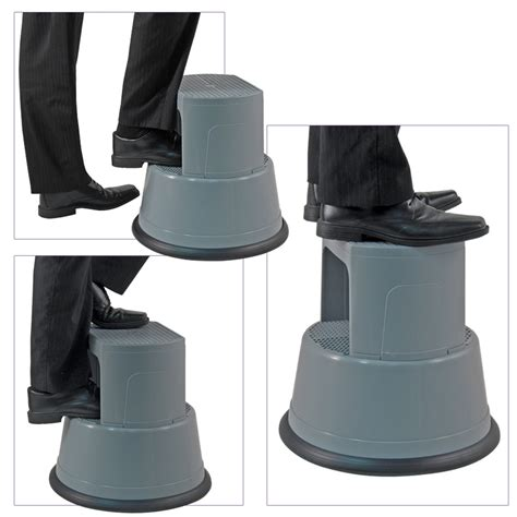 Kick Stools by Plastic Kick Step Stool From Parrs Workplace Equipment