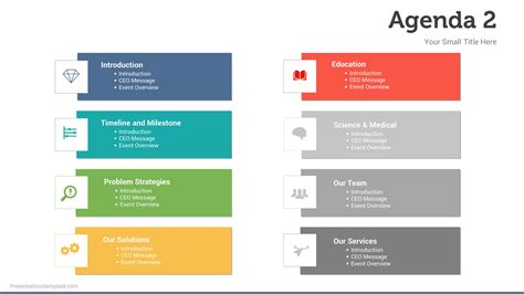 presentations template presentation agenda slides